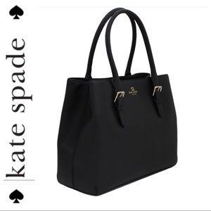 💕SALE💕Kate Spade Black Cove Street Arial Bag